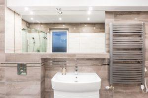 Elektromos fürdőszobafűtés